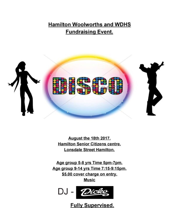 Woolworths Disco